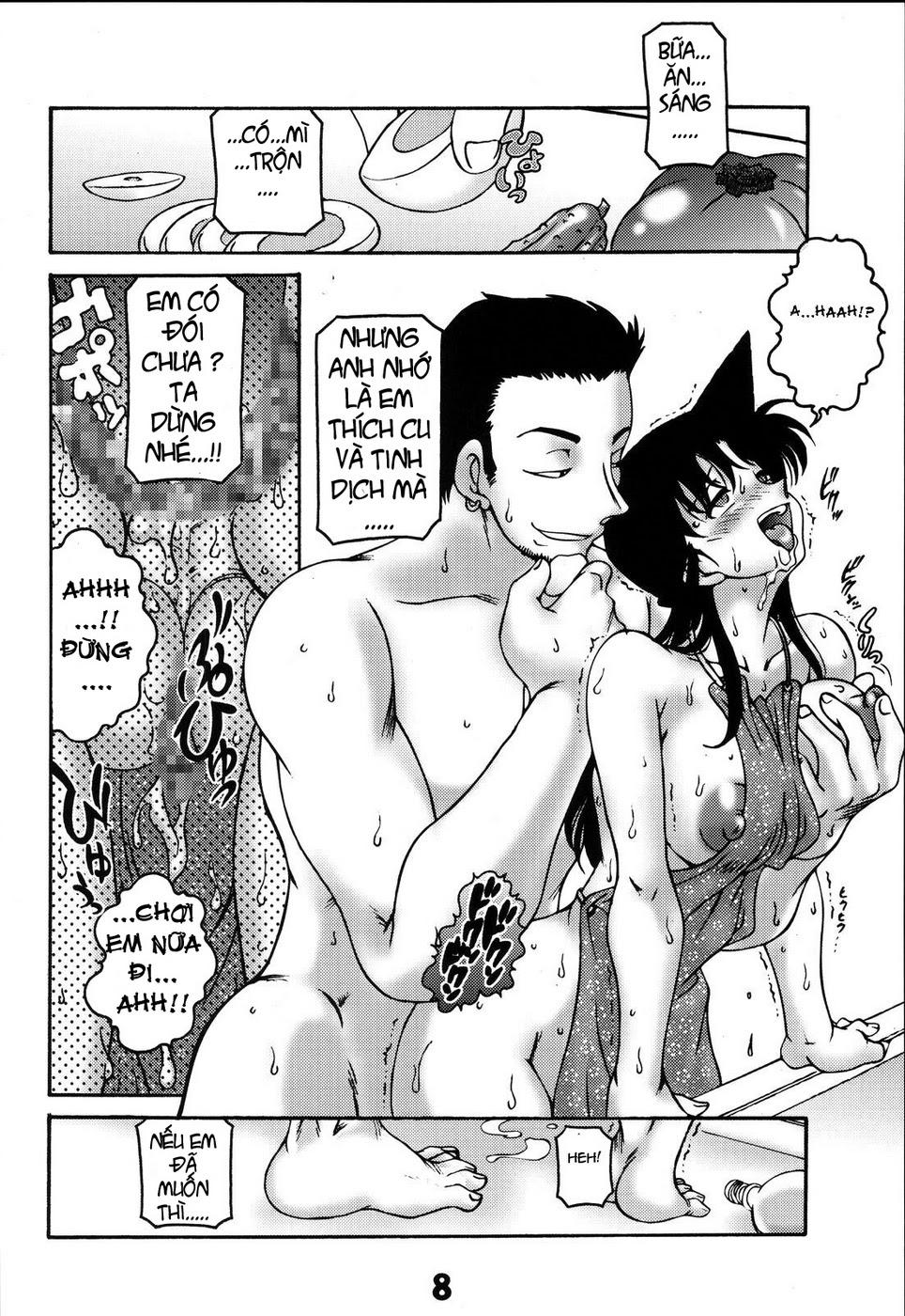 Conan sex